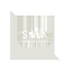 Silk Logo White Kopie